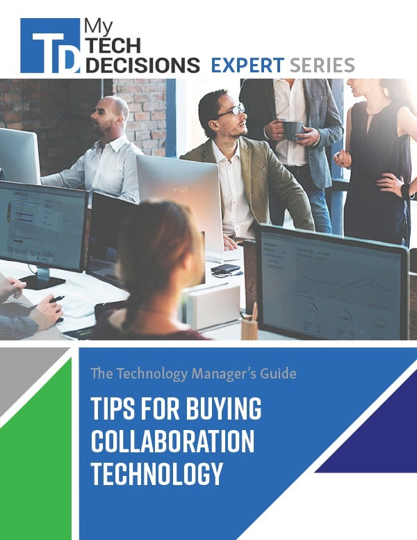 Tips for Buying Collaboration Technology